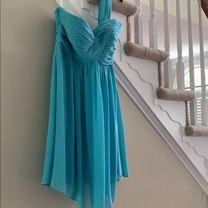 Bill Levkoff Chiffon Bridesmaid Dress Sz 12